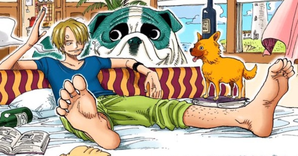 One Piece Sanji Coronavirus Pandemic PSA
