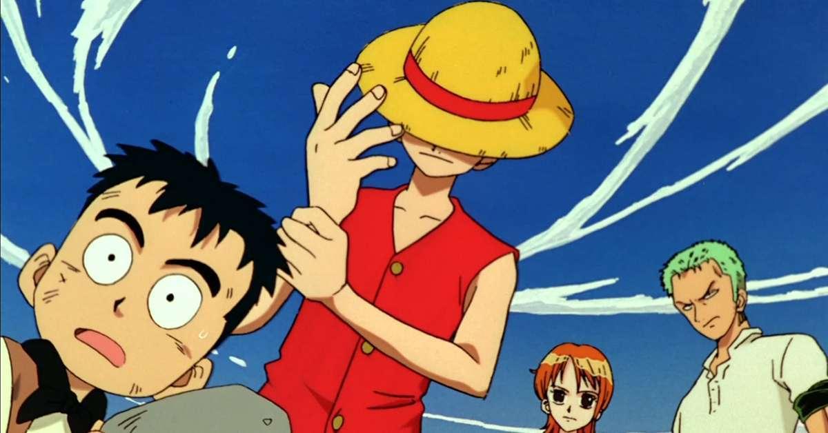 One Piece Watch