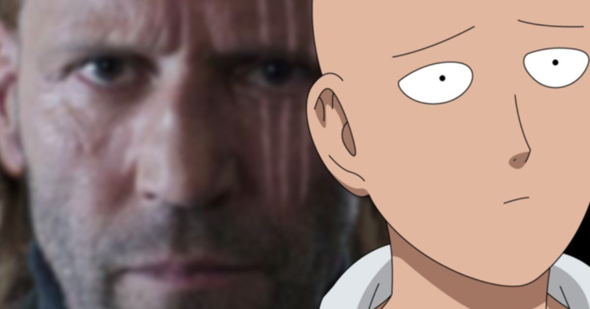 One-Punch Man Live-Action Movie Jason Statham