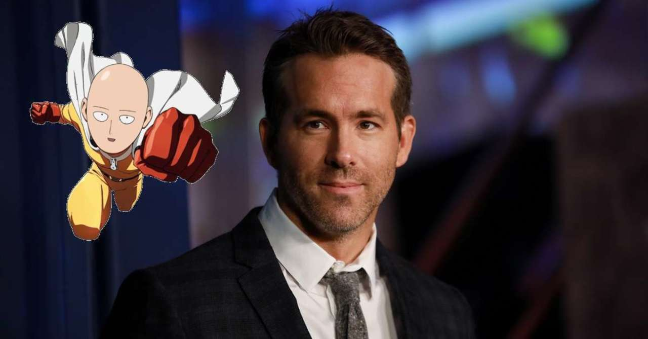 One-Punch Man Comes to Life with Ryan Reynolds' Live-Action Poster