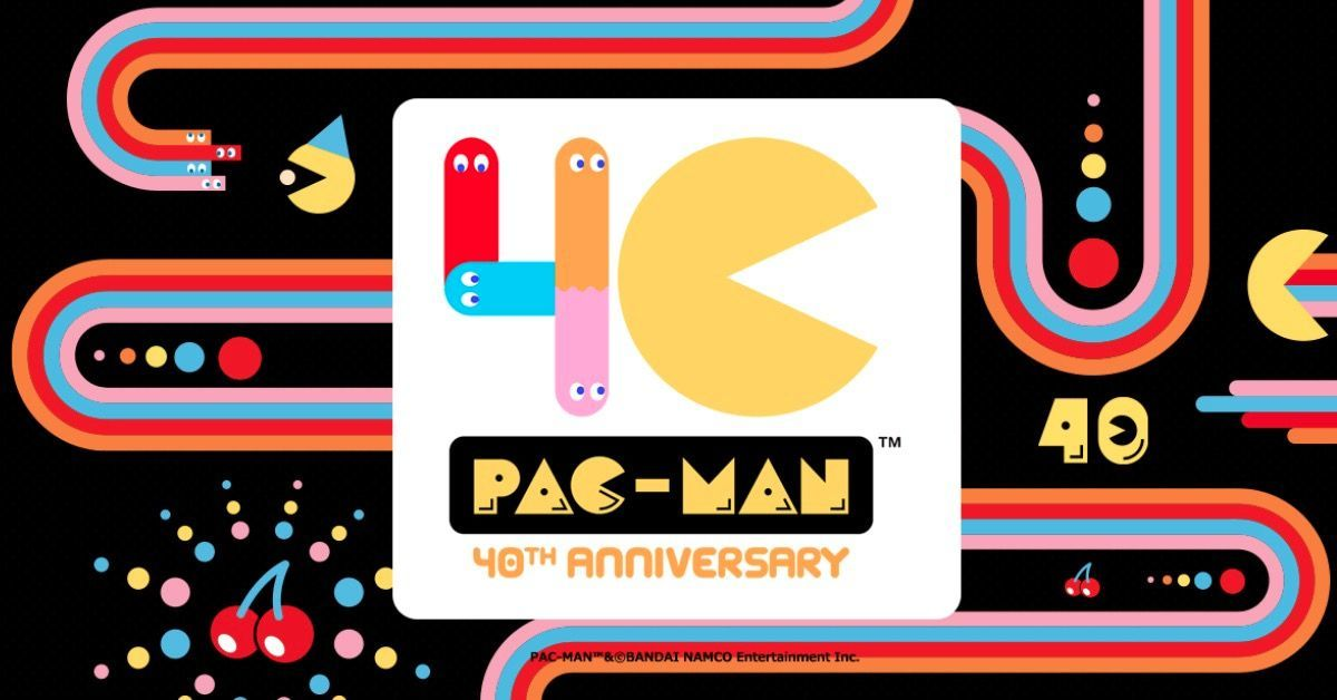 Pac-Man 40th