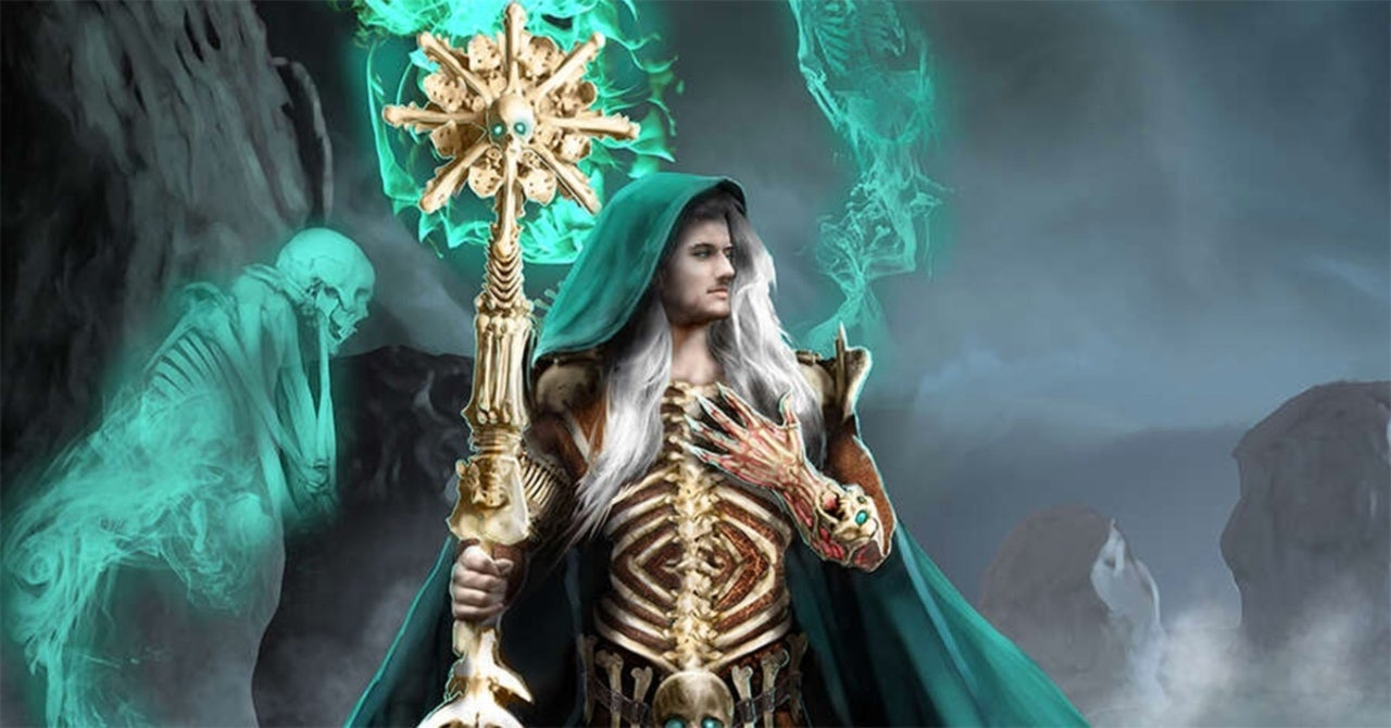 Dungeons Dragons' Pale Master Gets a Fifth Edition Update
