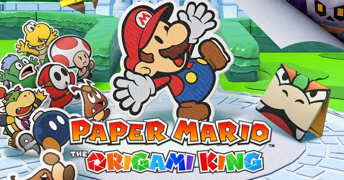 paper mario origami king box art new cropped hed