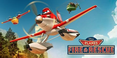 planes fire and rescue disney