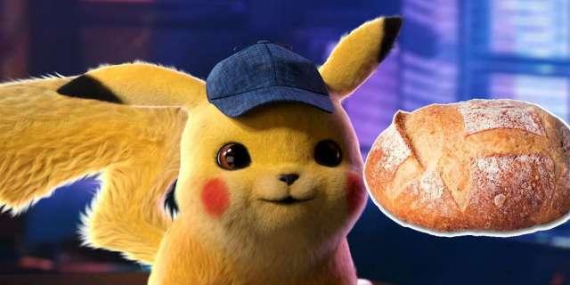 Pokemon Bread Loaf
