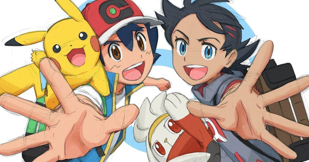 Pokemon Journeys Hiatus Return Ash Goh