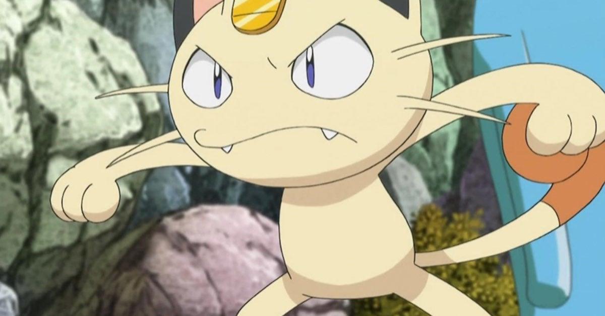 pokemon meowth