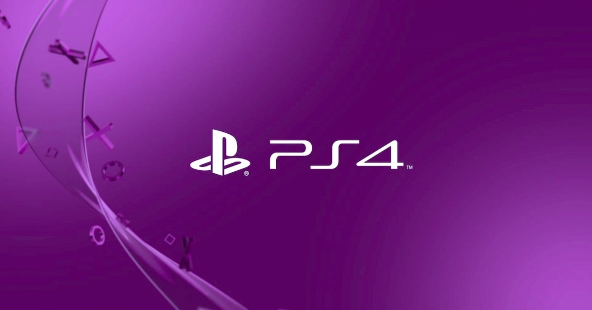 ps4 playstation purple