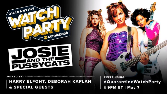 Quarantine-Watch-Party-Josie-and-the-Pussycats-ComicBook