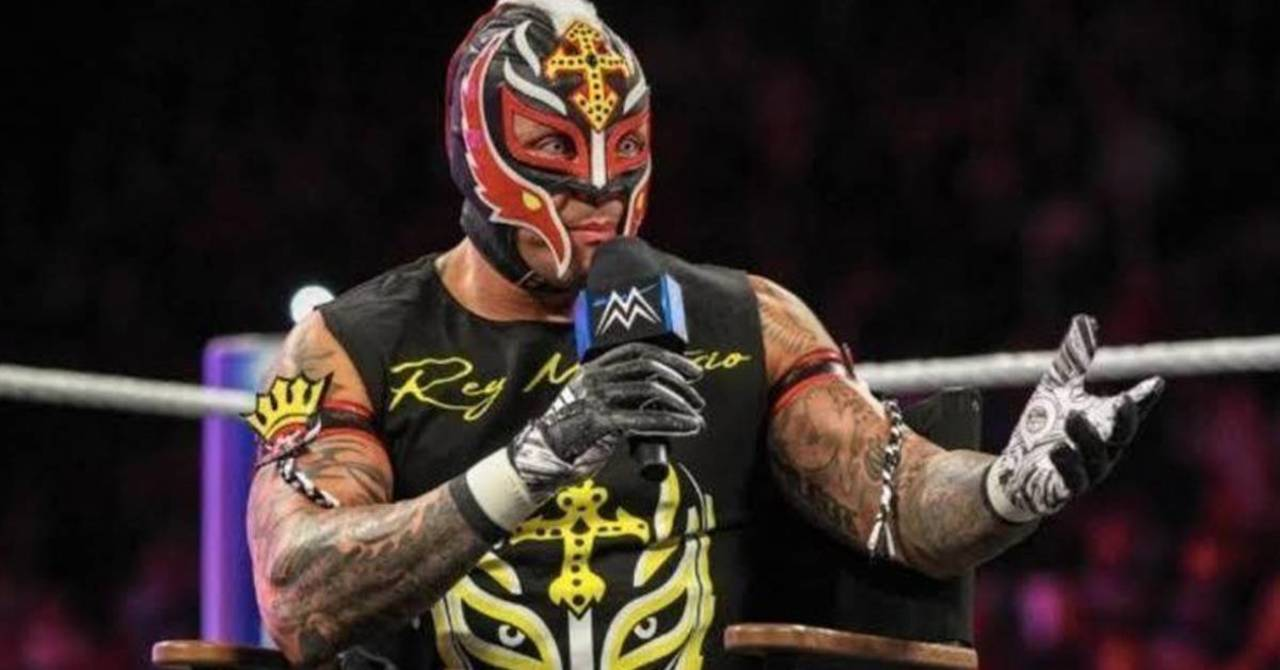 Rey Mysterio Cleared to Compete on This Week's WWE Raw