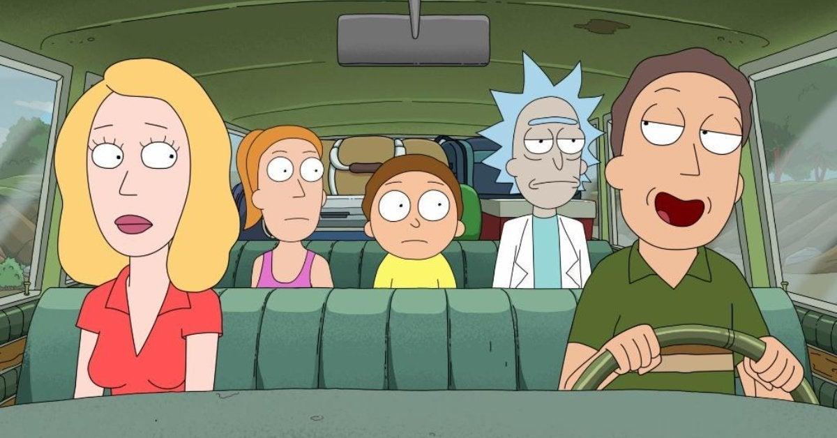 Rick and Morty Season 4 Childrick of Mort