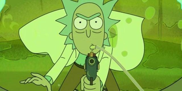 Rick and Morty Season 4 Vat of Acid