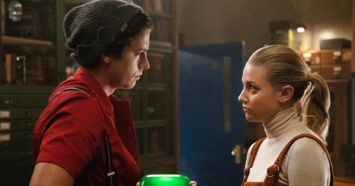 riverdale cole sprouse lili reinhart