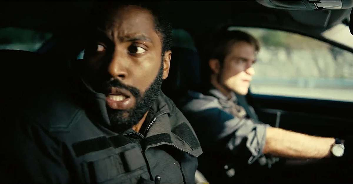 Robert Pattinson says No Time Travel in Nolan's Tenet Movie