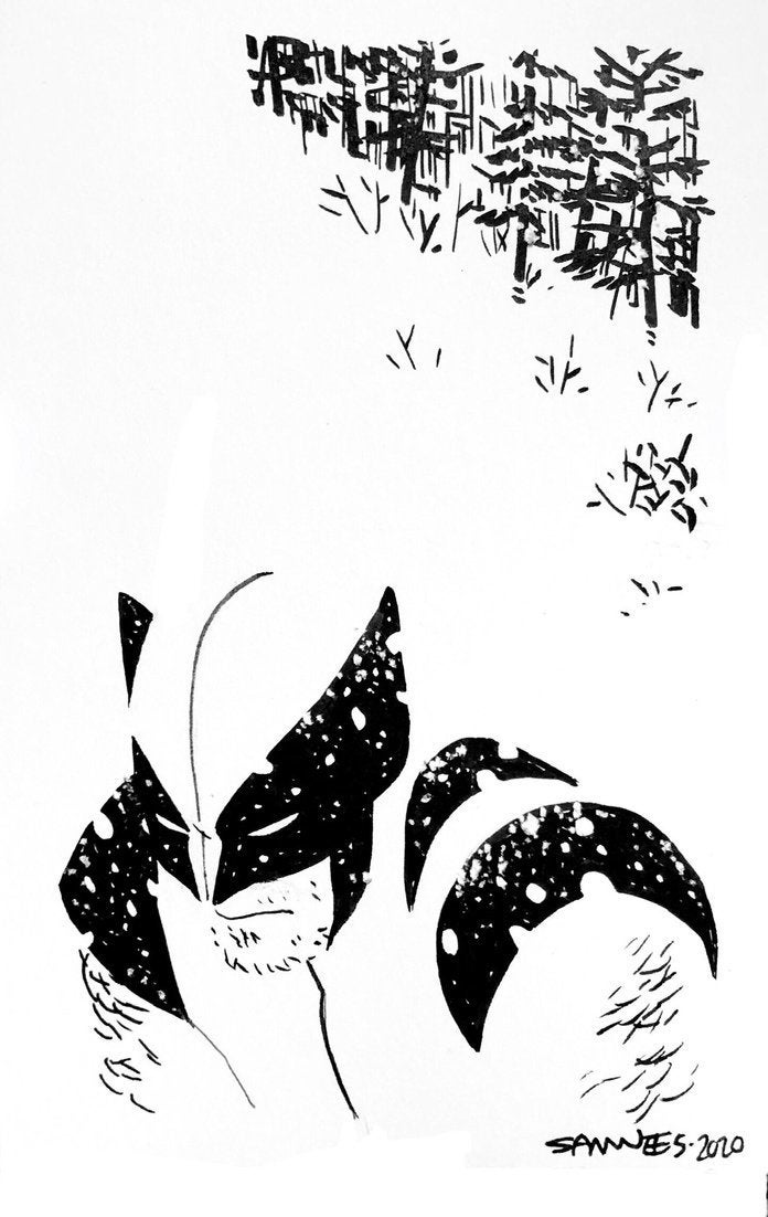 Samnee Chris - Wolverine