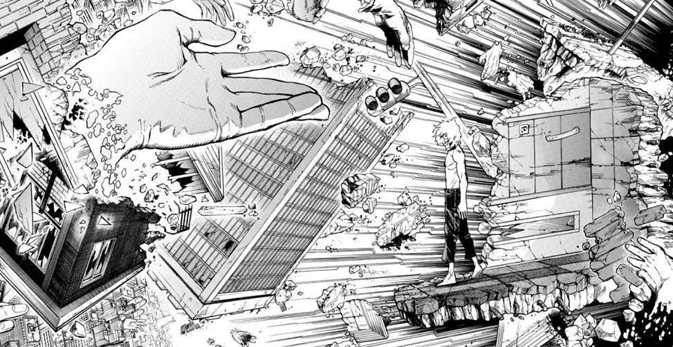 Shigaraki My Hero Academia