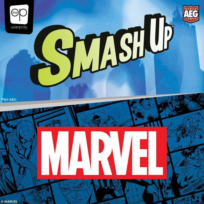 Smash-Up-Marvel-Box