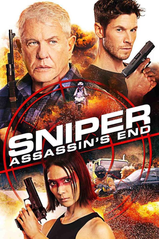 Sniper Assassins End EST