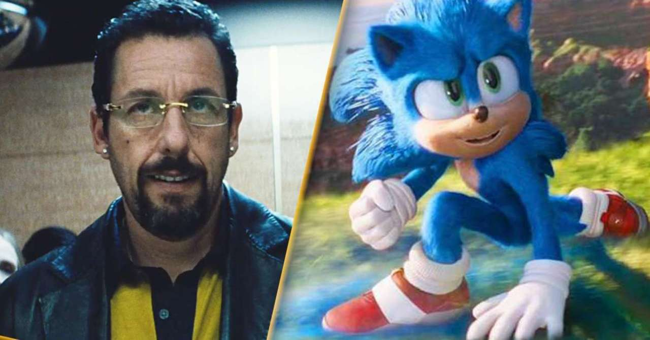 Adam Sandler Reviews Sonic The Hedgehog Says It Was His Last Night Out Before Quarantine