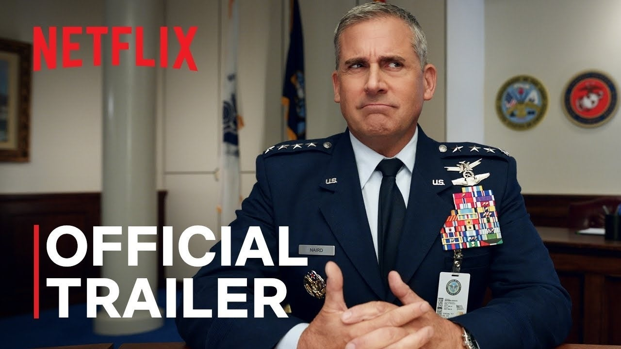space force trailer netflix steve carell