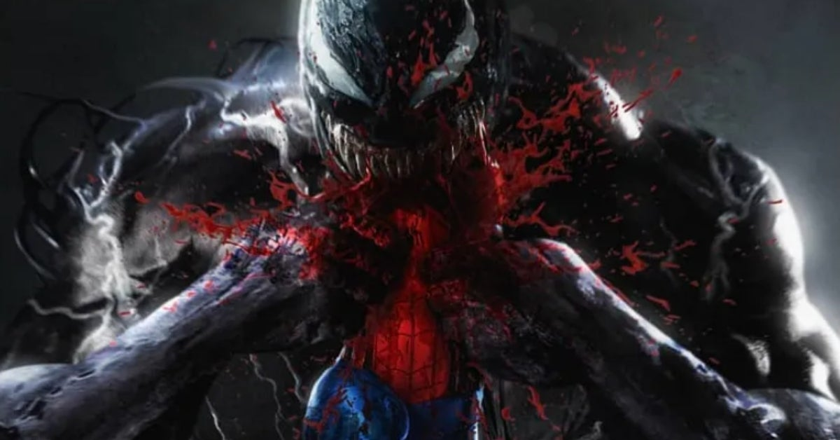 Spider-Man Venom Let There Be Carnage