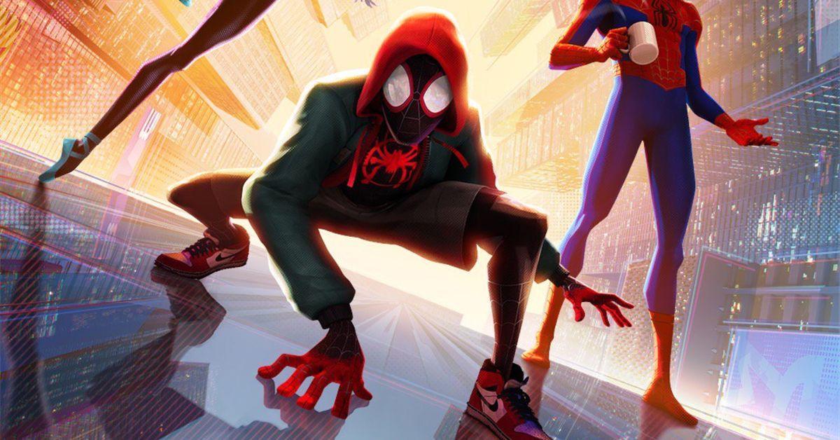 spider-verse sequel tease