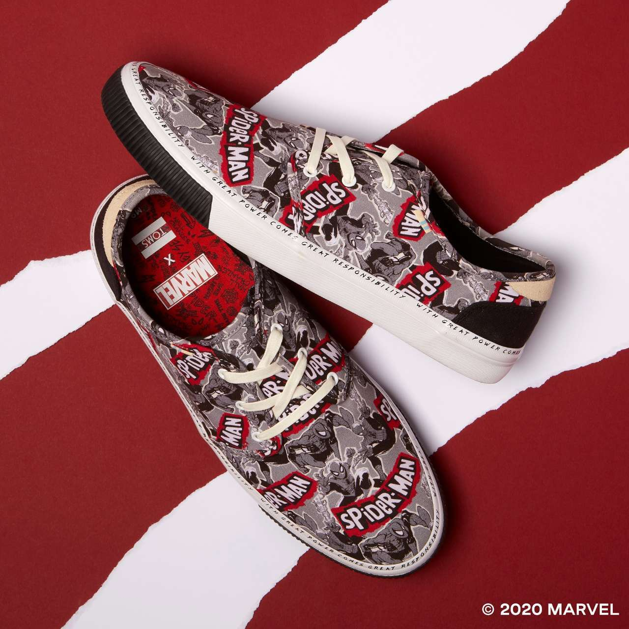 spiderman-shoes