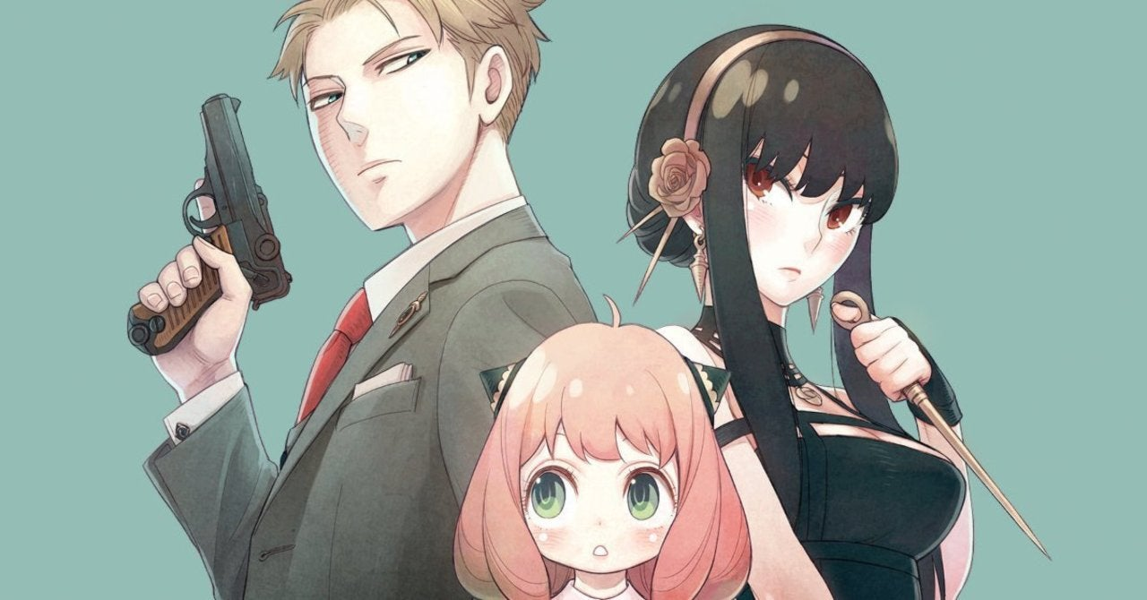 SPY x FAMILY Reportedly Getting an Anime
