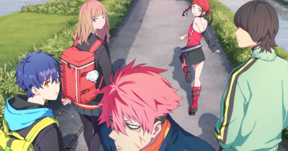 SSSS Dynazenon Anime