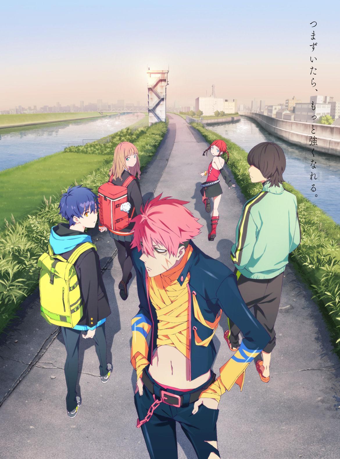 SSSS.Dynazenon Anime Poster