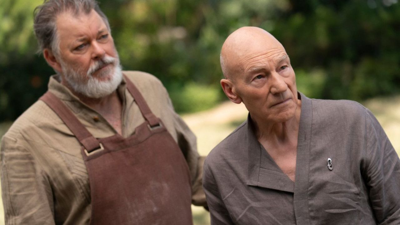 Star Trek's Patrick Stewart Enlists Jonathan Frakes For Socially Distant Sonnet Reading