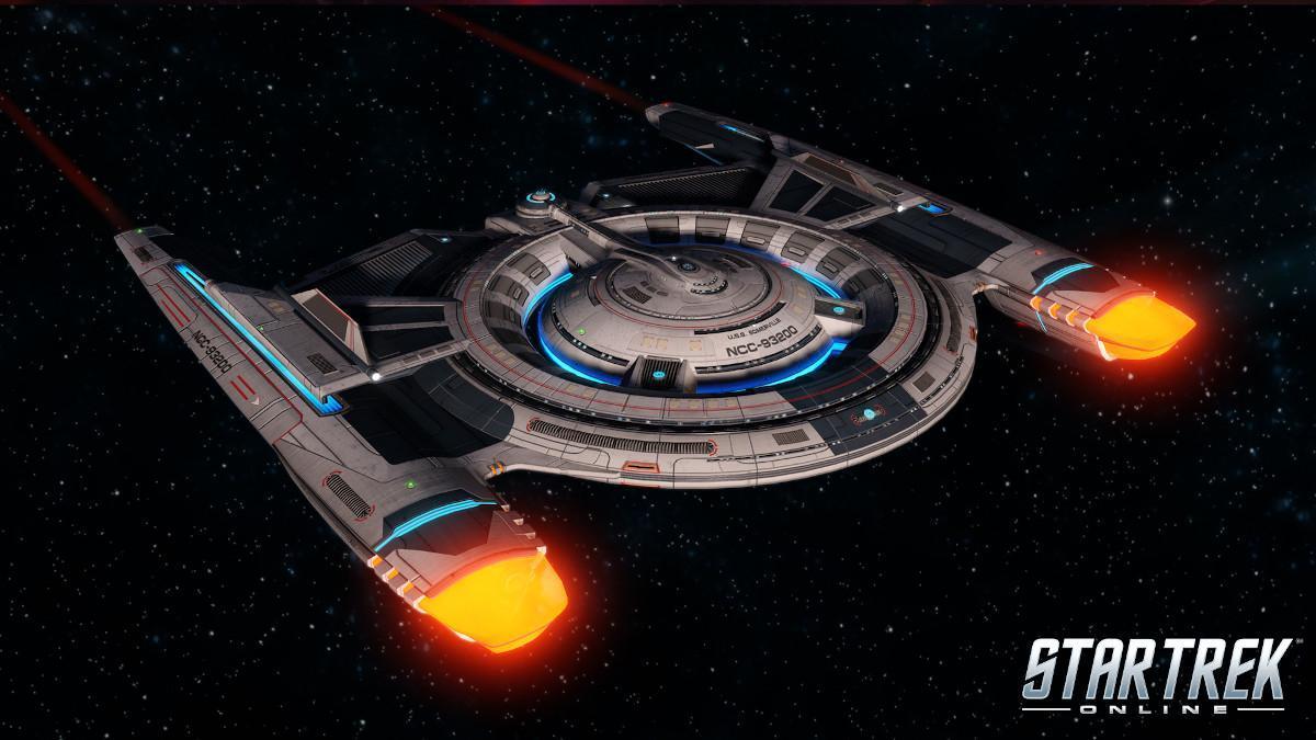 Star Trek Online Somerville Charity