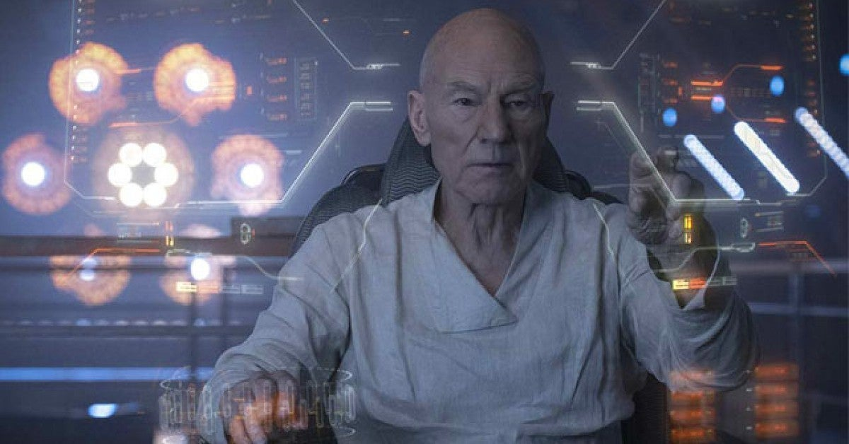 Star Trek Picard Season 2 Patrick Stewart Preview Plot Twits