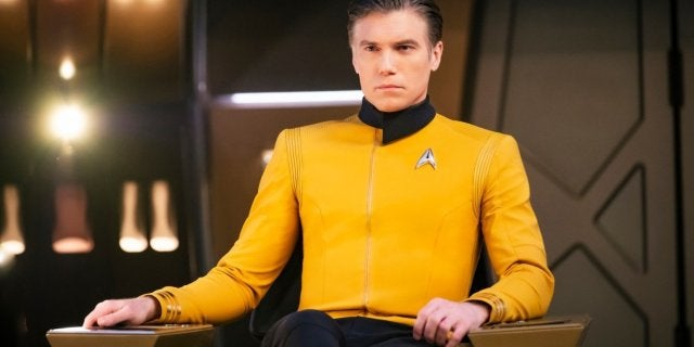 Star Trek Strange New Worlds Creator Akiva Goldman Episodic Optimistic