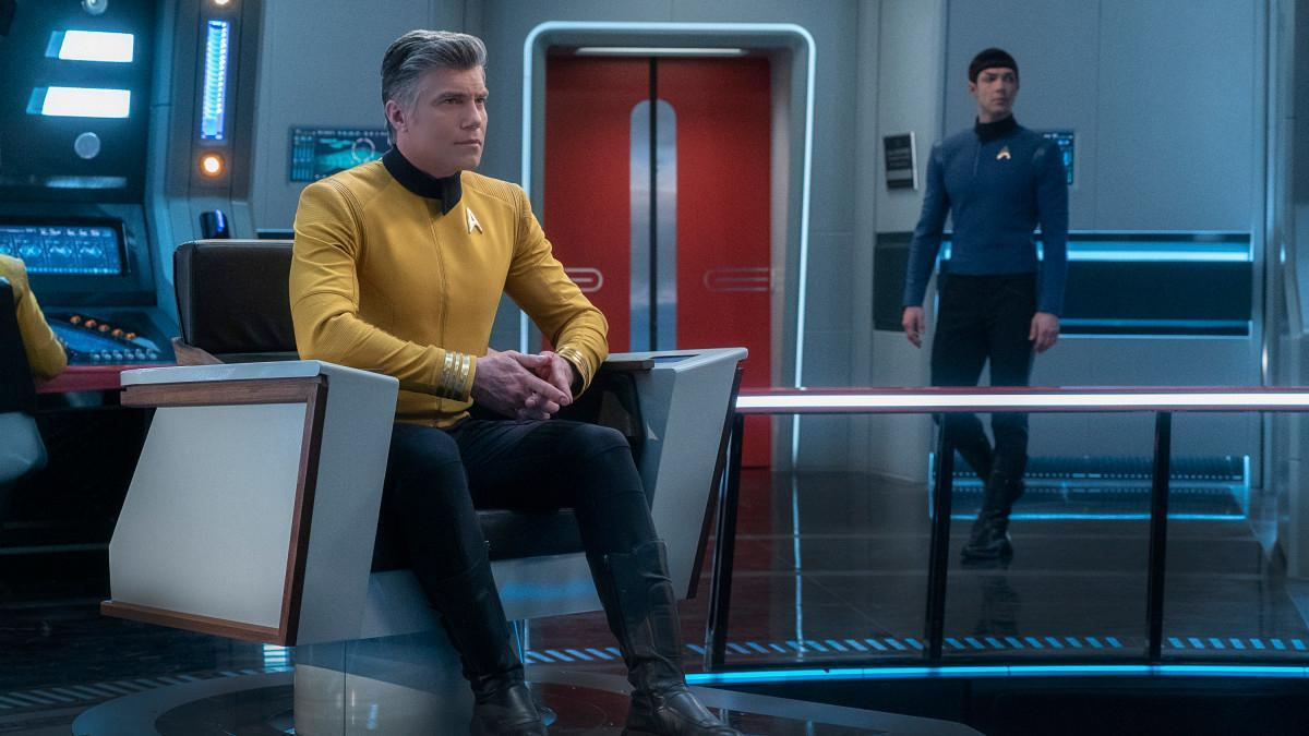 Star Trek Strange New Worlds Optimistic Episodic