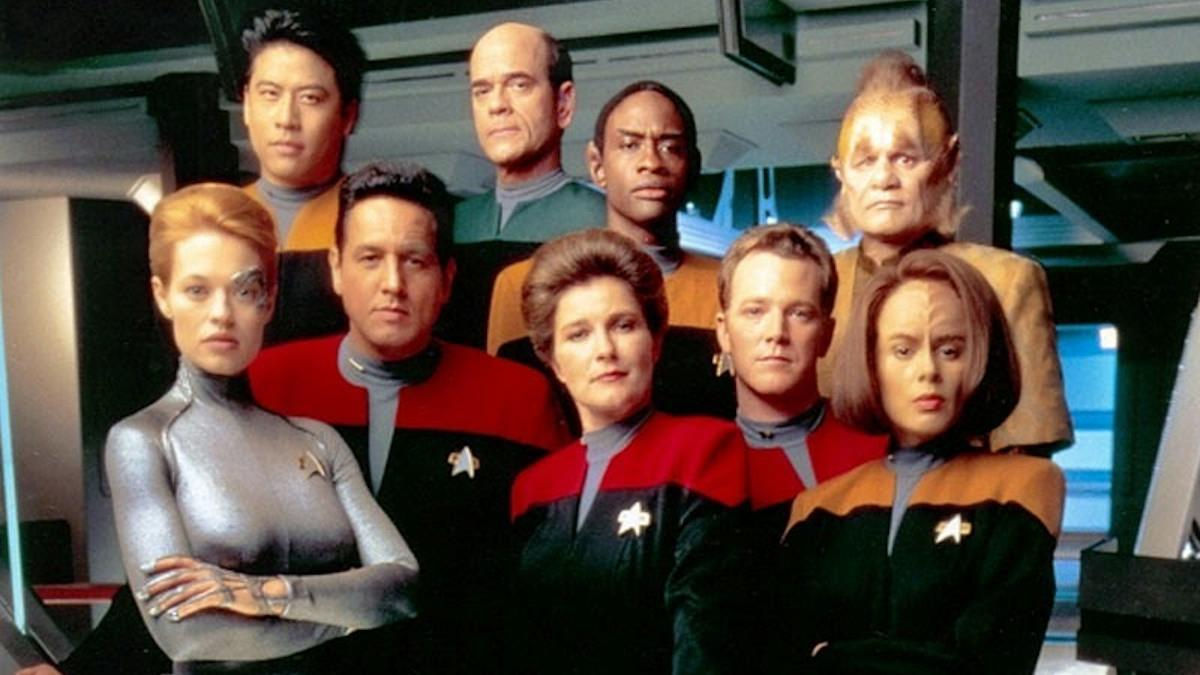 Star Trek Voyager Cast Reunion