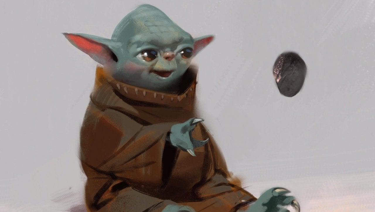 star wars baby yoda concept design 3