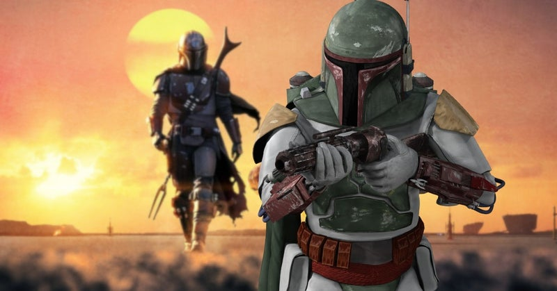 Star Wars Boba Fett Returns Alive The Mandalorian Continuity Problems