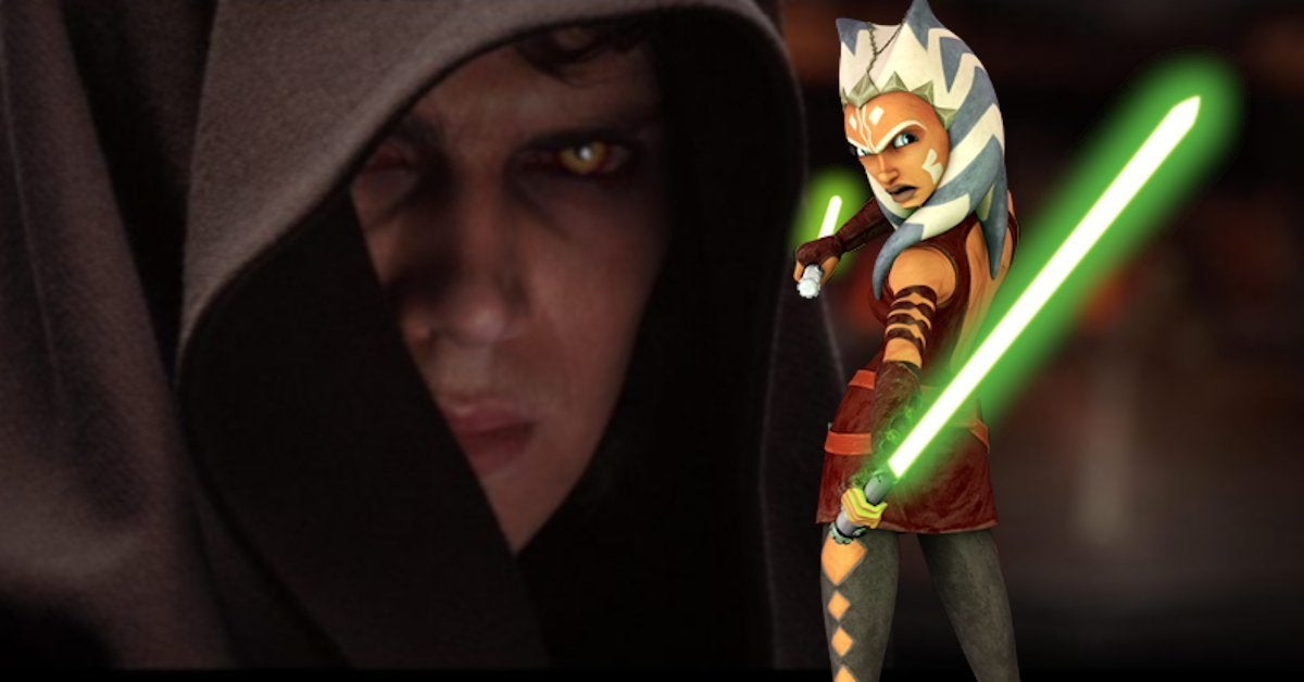 Star Wars Clone Wars Could Ahoska Have Saved Anakin and Jedi Order