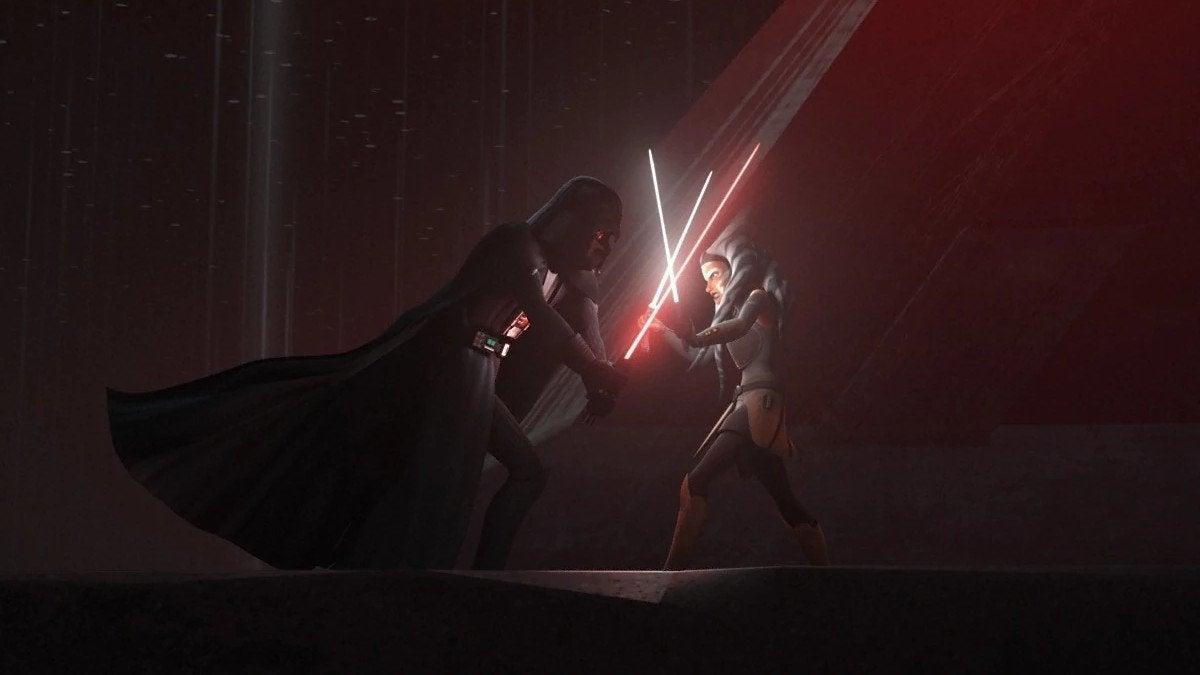 Star Wars Clone Wars Rebels Episodes