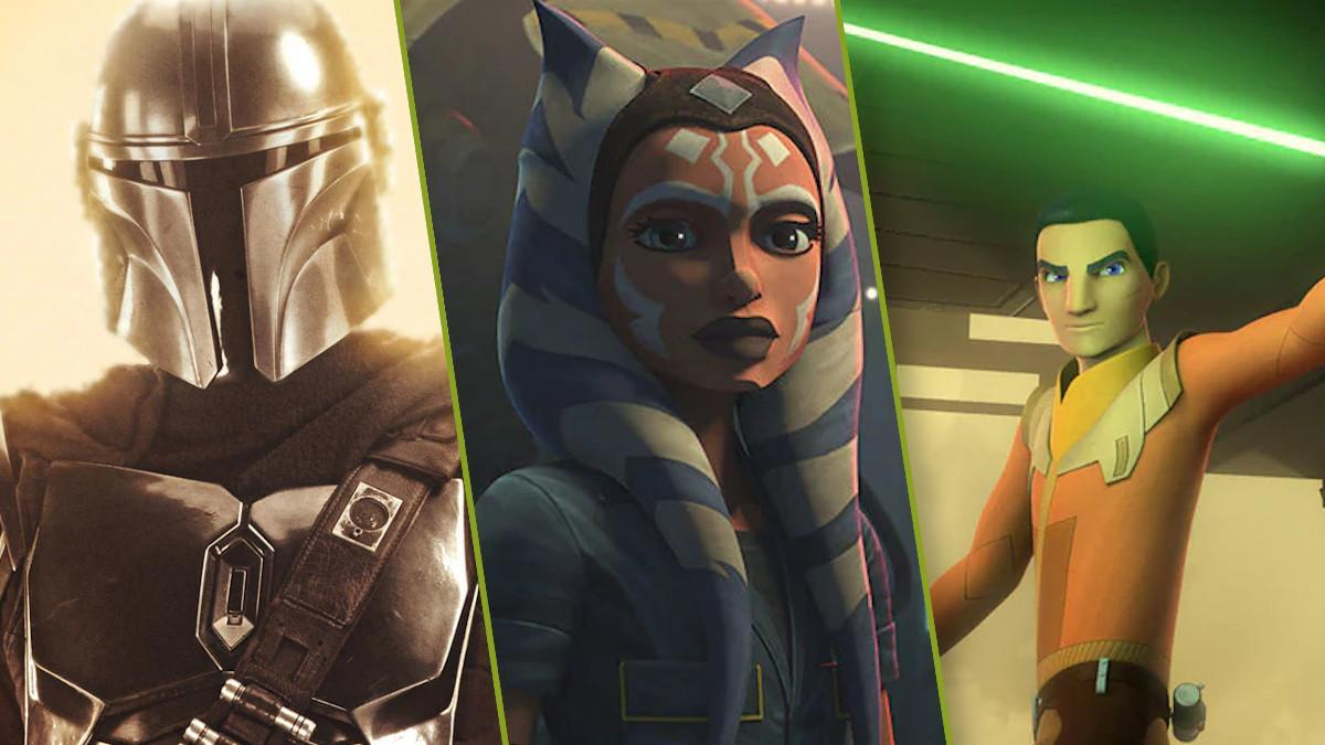 Star Wars Clone Wars Rebels Mandalorian Connections