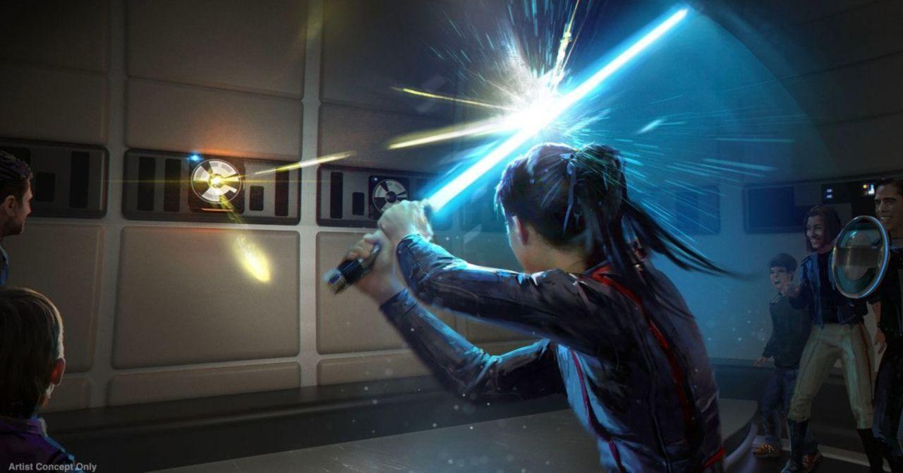 New Photos of Disney's Star Wars Hotel Emerge Online