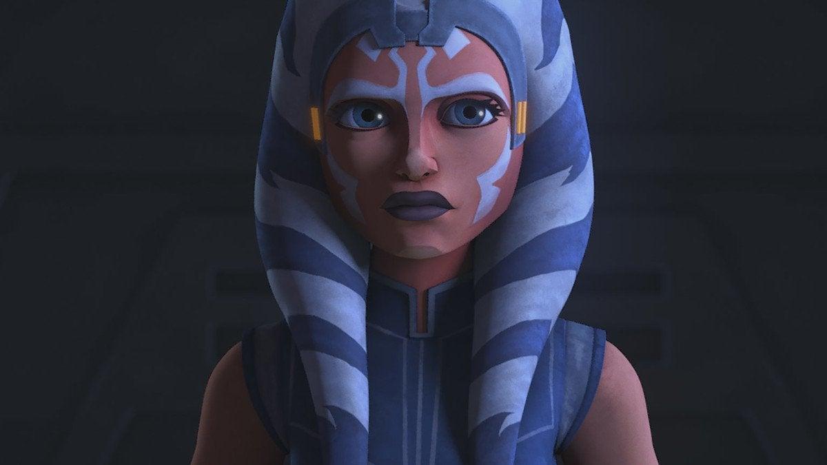 Star Wars Is Ahsoka Tano a Jedi
