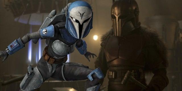 Star Wars Is The Mandalorian Armorer Bo-Katan Kryze Explained