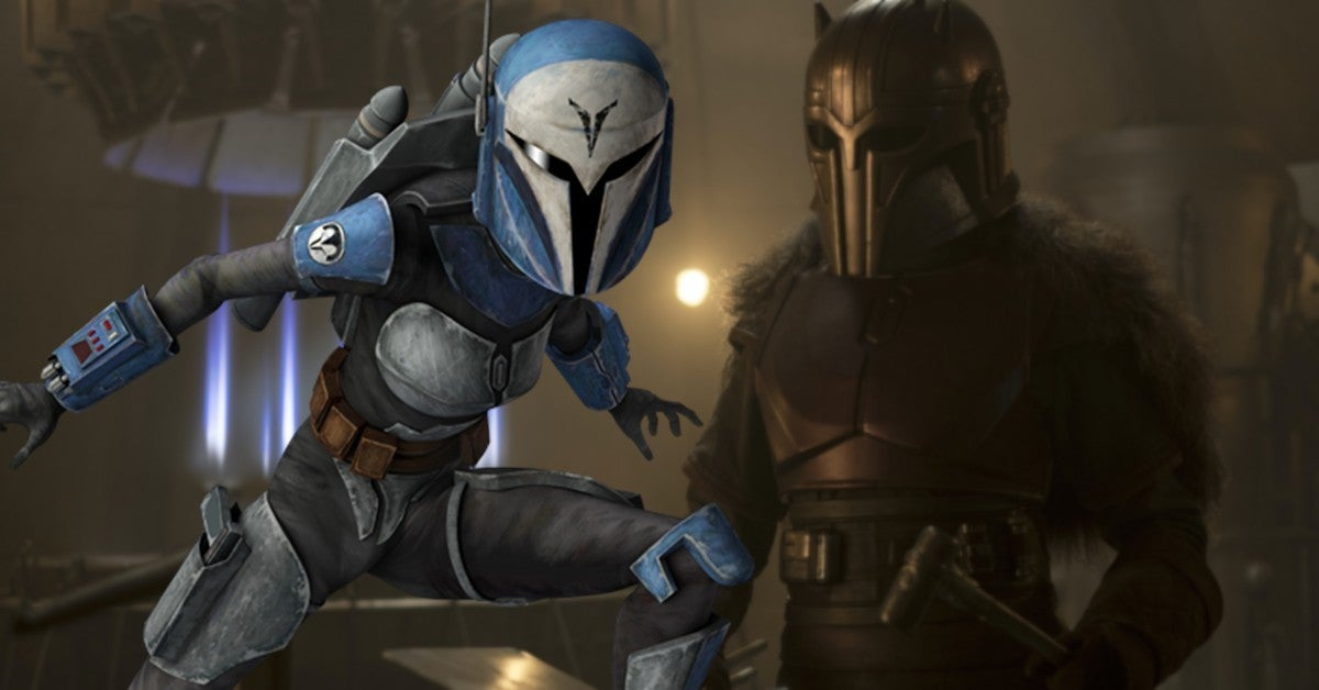 Star Wars Is The Mandalorian Armorer Bo-Katan Kryze Explained