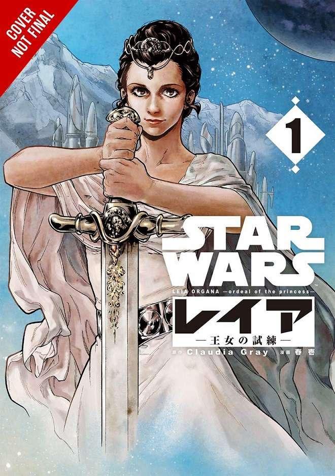 Star Wars Leia #1