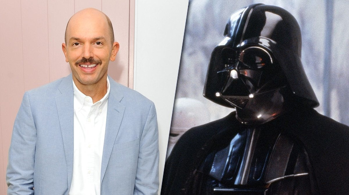 star wars paul scheer darth vader talk show
