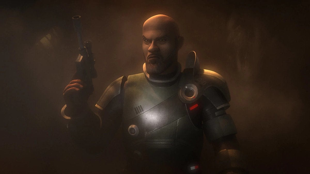 Star Wars Rebels Ghosts of Geonosis Saw Gerrera