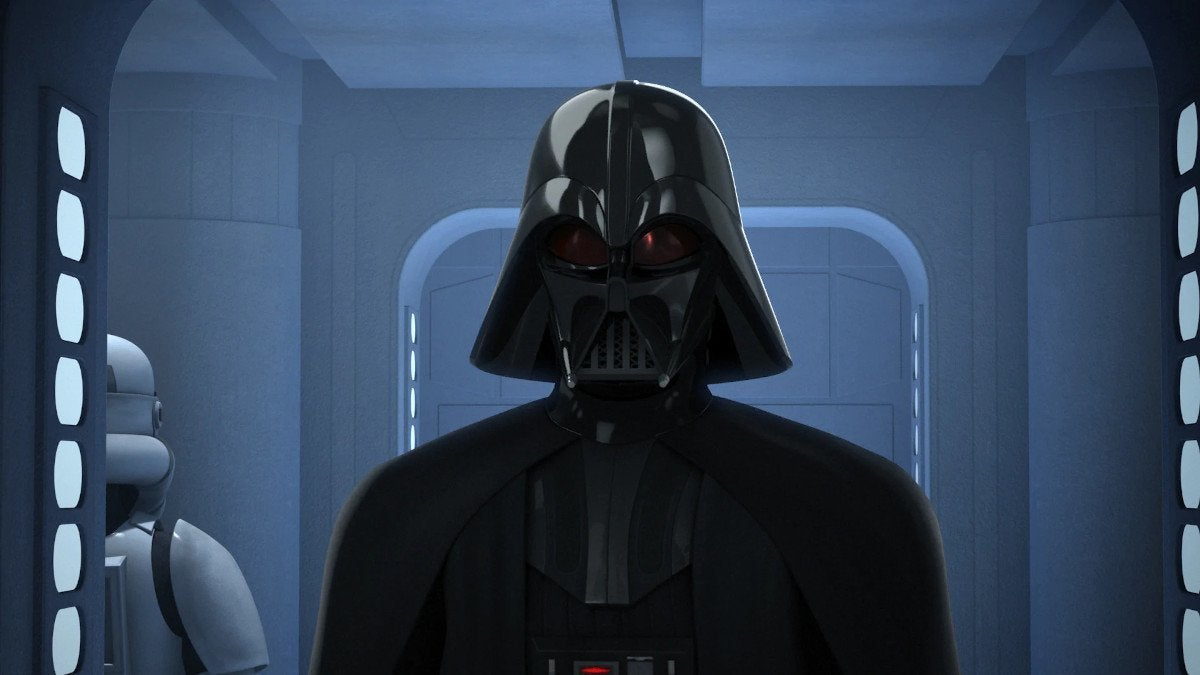 Star Wars Rebels Siege of Lothal Darth Vader