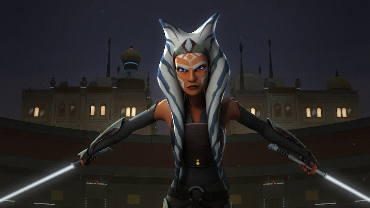 Star Wars Rebels The Future of the Force Ahsoka Tano